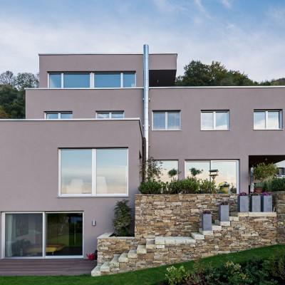Modernes Haus in Gmunden1